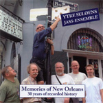 Memories Of New Orleans - Best Of (CD)