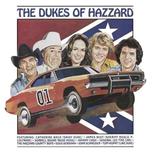 The Dukes Of Hazzard (CD)