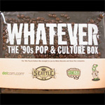 Whatever: The '90s Pop & Culture Box (7CD)