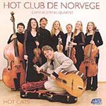 Hot Cats (CD)