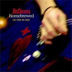 Homebrewed - Live From The Pabst (2CD)