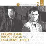 Back To Back 2: Cosmic Gate Live (CD)