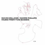 Music For Two Basses (CD)