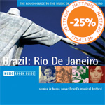 Produktbilde for The Rough Guide To The Music Of Brazil: Rio De Janeiro (UK-import) (CD)