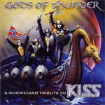 Gods Of Thunder - A Norwegian Tribute To Kiss (CD)