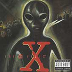 Songs In The Key Of X - Music From And Inspired By The X-Files (CD)