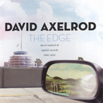 The Edge: David Axelrod  At Capitol Records 1966 - 1971 (CD)