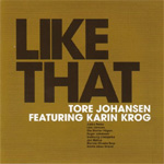 Like That - Featuring Karin Krog (CD)