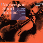 Produktbilde for Ten Norwegian Short Stories (CD)