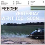 Yesterday Went Too Soon (CD)