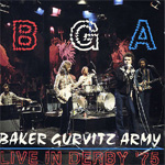 Live In Derby '75 (CD)