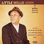 The King Sessions 1958-60 (CD)
