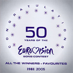 Congratulations: 50 Years Of The Eurovision Song Contest - All The Winners + Favourites: 1981-2005 (2CD)