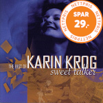Produktbilde for Sweet Talker - The Best Of Karin Krog (2CD)