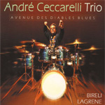 Avenue Des Diables Blues (CD)