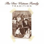 Tradition (Doc Watson Family) (CD)