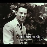 Sondheim Sings 2: 1946-1960 (CD)