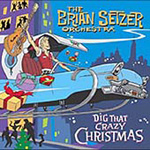 Dig That Crazy Christmas (CD)