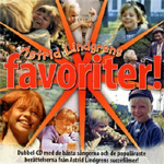 Astrid Lindgrens Favoritter (2CD)