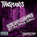Haunted Cities - Chopped & Screwed (CD)