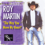 Produktbilde for The Way You Move My Heart (CD)