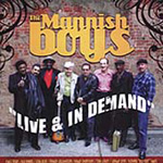 Live And In Demand (CD)
