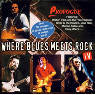 Where Blues Meets Rock Vol. 4 (CD)