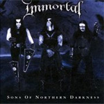 Sons Of Northern Darkness - Deluxe Edition (m/DVD) (CD)