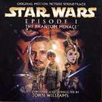 Star Wars - Phantom Menace (CD)