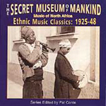 The Secret Museum Of Mankind - Music Of North Africa: 1925-1948 (CD)