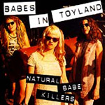 Natural Babe Killers (CD)