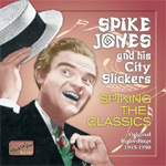 Spiking The Classics (CD)