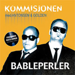 Kommisjonen - Bableperler (CD)