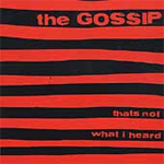 That's Not What I Heard (CD)