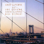 First Tango In New York (CD)
