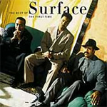 The First Time: The Best Of Surface (CD)