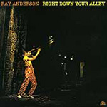 Right Down Your Alley (CD)
