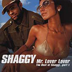 Mr. Lover Lover (The Best of Shaggy...Part 1) (CD)