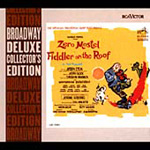 Fiddler On The Roof - Original Broadway Soundtrack (Deluxe Edition) (CD)