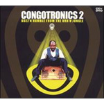 Congotronics 2: Buzz 'N' Rumble From The Urb 'N' Jungle (m/DVD) (CD)