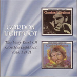 The Very Best Of Gordon Lightfoot Vols. 1 & 2 (CD)
