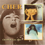 Cher/With Love, Cher (CD)
