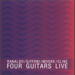 Four Guitars Live (CD)