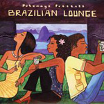 Putumayo Presents Brazilian Lounge (CD)