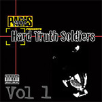 Paris Presents Hard Truth Soldiers Vol. 1 (CD)