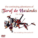 Produktbilde for The Continuing Adventures Of Taraf De Haidouks (m/DVD) (UK-import) (CD)