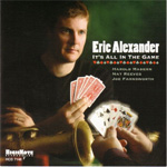It's All In The Game (CD)