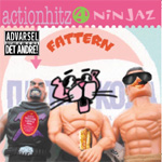 Actionhitz For Ninjaz (CD)