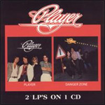 Player/Danger Zone (CD)