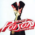 Produktbilde for The Best Of Poison: 20 Years Of Rock (UK-import) (CD)